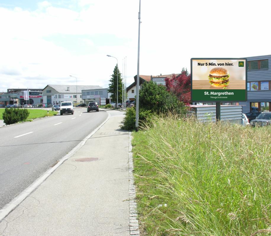 CityLED Standort Au